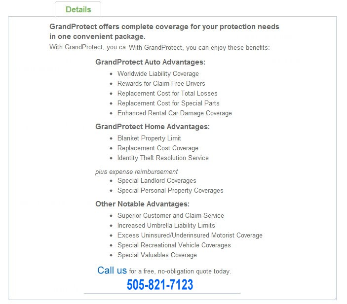 metlife grand protect information picture
